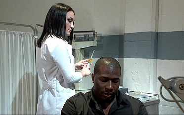 Over-exacting his doctor the brush for keeping him locked up