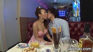 Mai Takizawa cheating on her go steady with