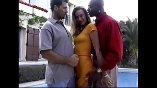 Euro Beauty interracial trilogy
