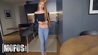 Lovely Mia Bandini Getting Her Pain in the neck Pounded In The Kitchen