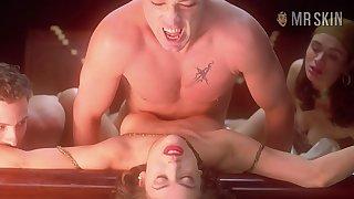 Alyssa Milano erotic scenes compilation