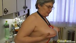 OmaPasS Retail Amateur Granny Video Compilation
