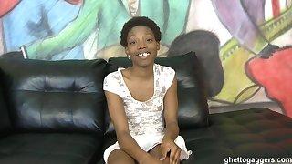 Slim Ugly Ebony Throated