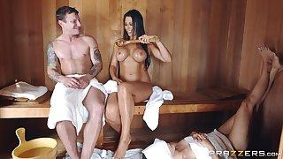 Duplicitous Sauna Mama